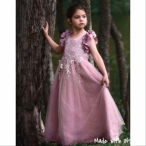 💜Gorgeous Trish Scully Toddler Dress💜